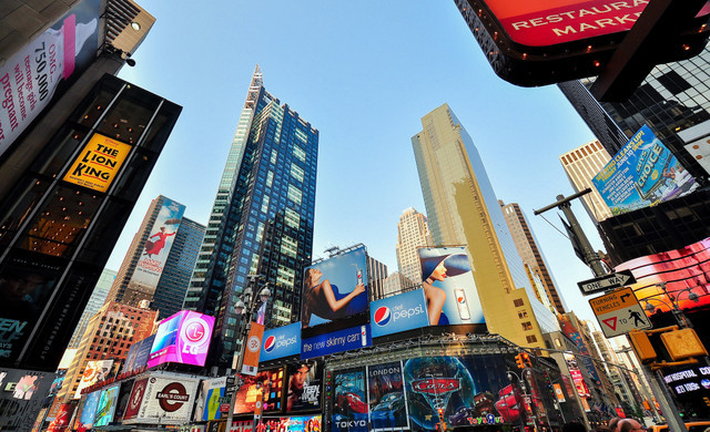 Hotels On Parade Routes NYC | Times Square