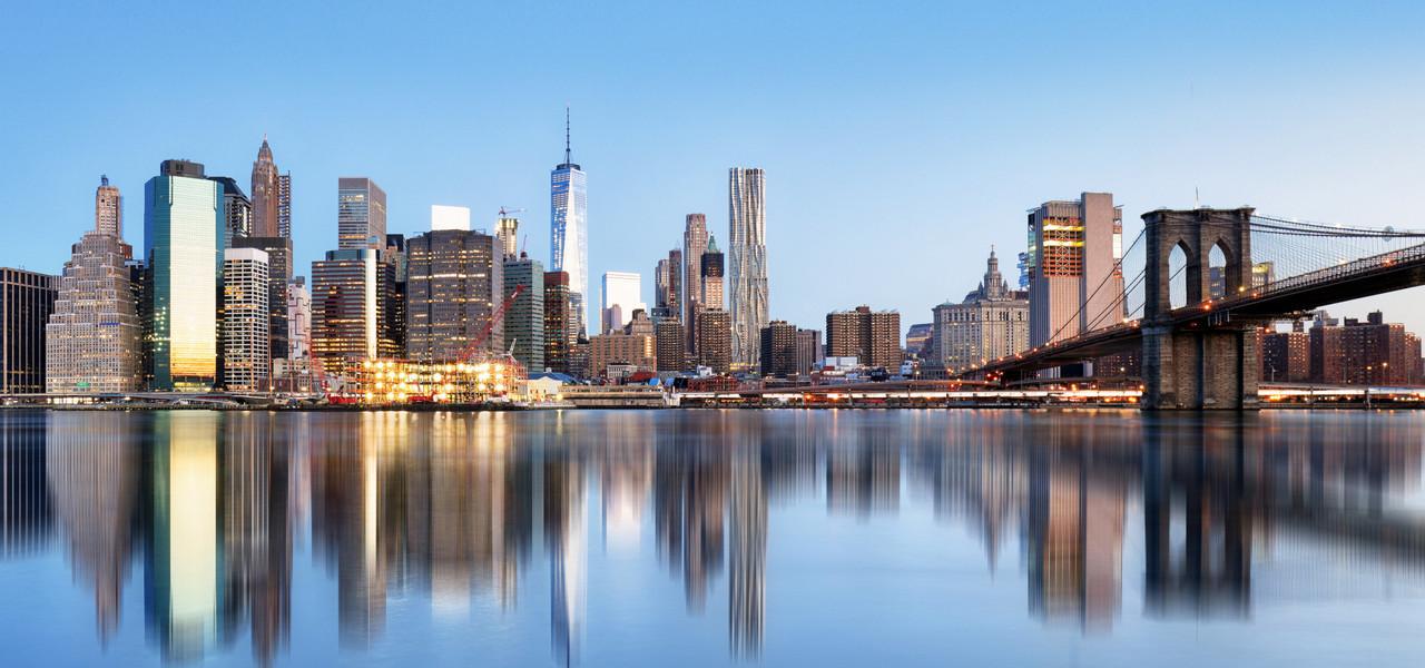 NYC Hotel Weddings | New York City Skyline