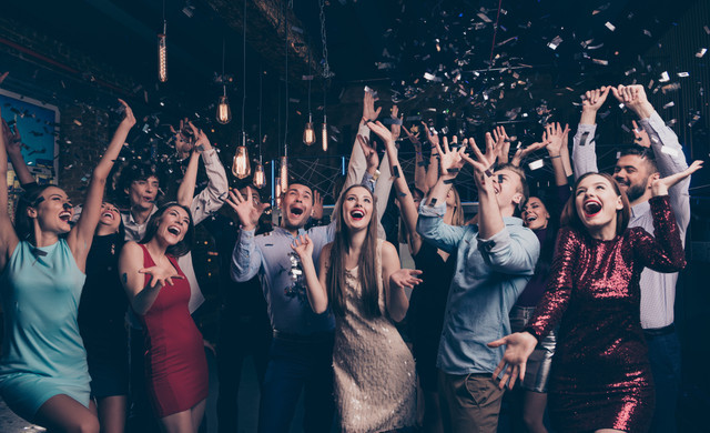 Holiday Parties In NYC | Party Celebration in the Big Apple