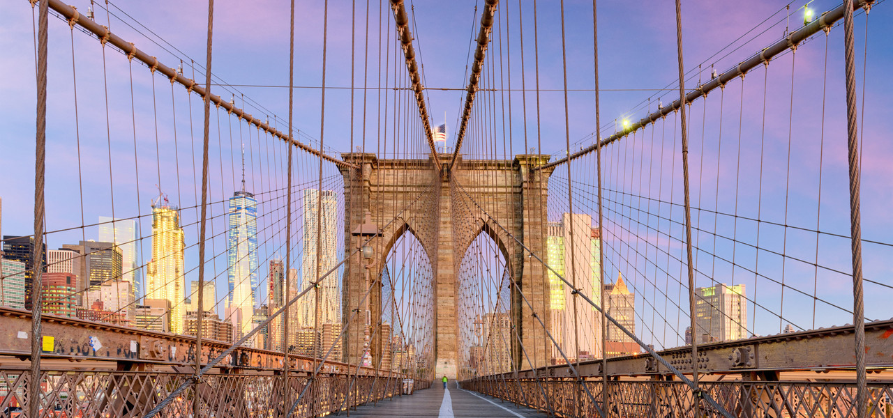 Your Gender Reveal Party Venue In NYC | Brooklyn Bridge