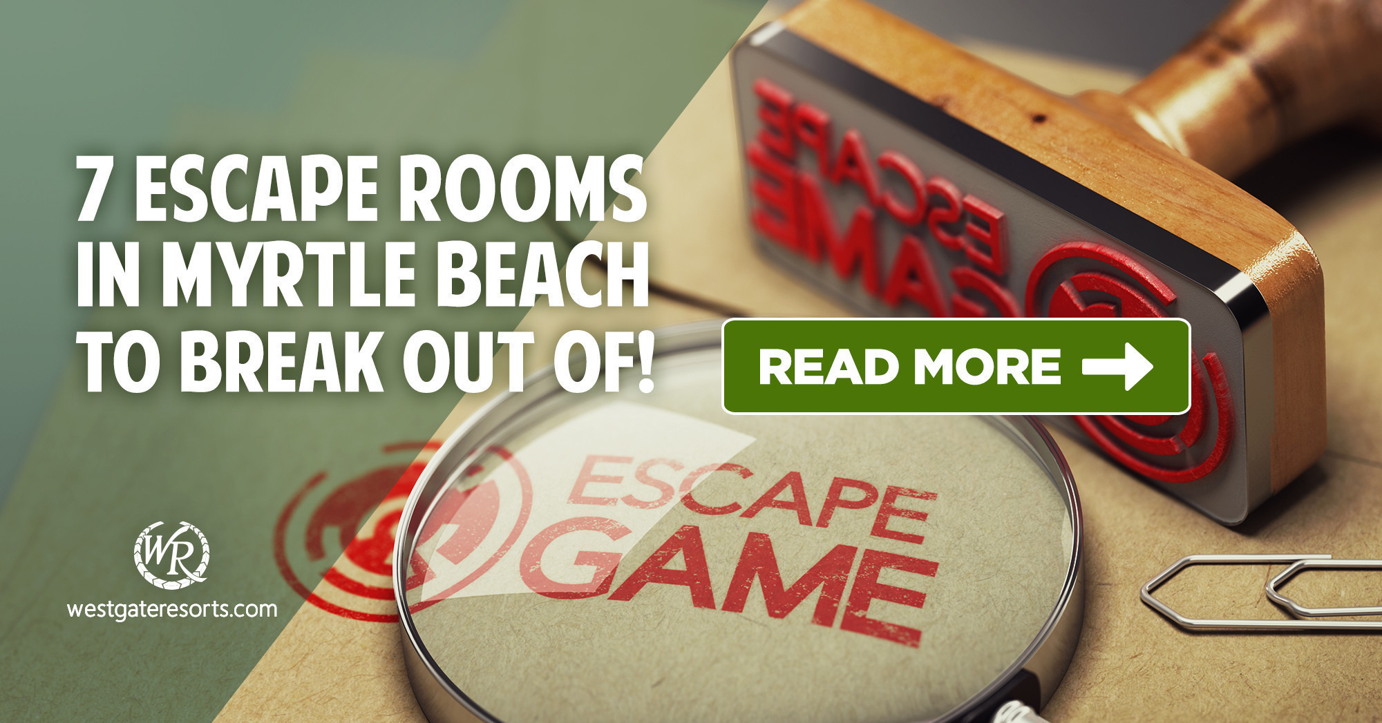 7 Escape Rooms in Myrtle Beach to Break Out Of | Escape Rooms