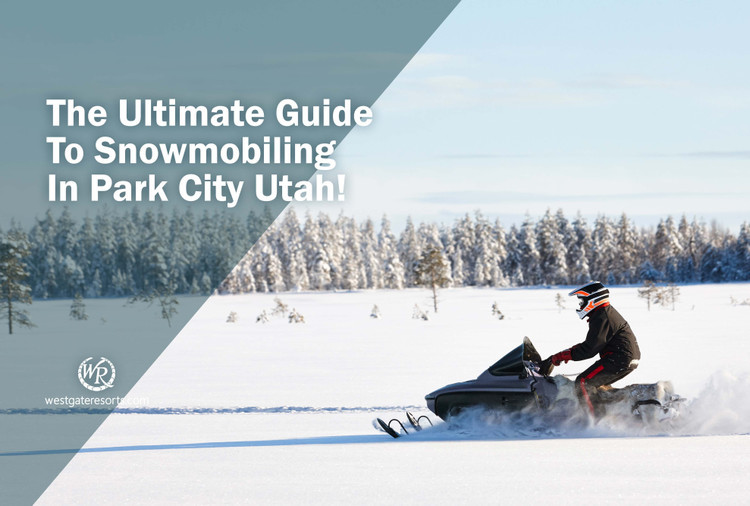The Ultimate Guide to Snowmobiling in Park City Utah!