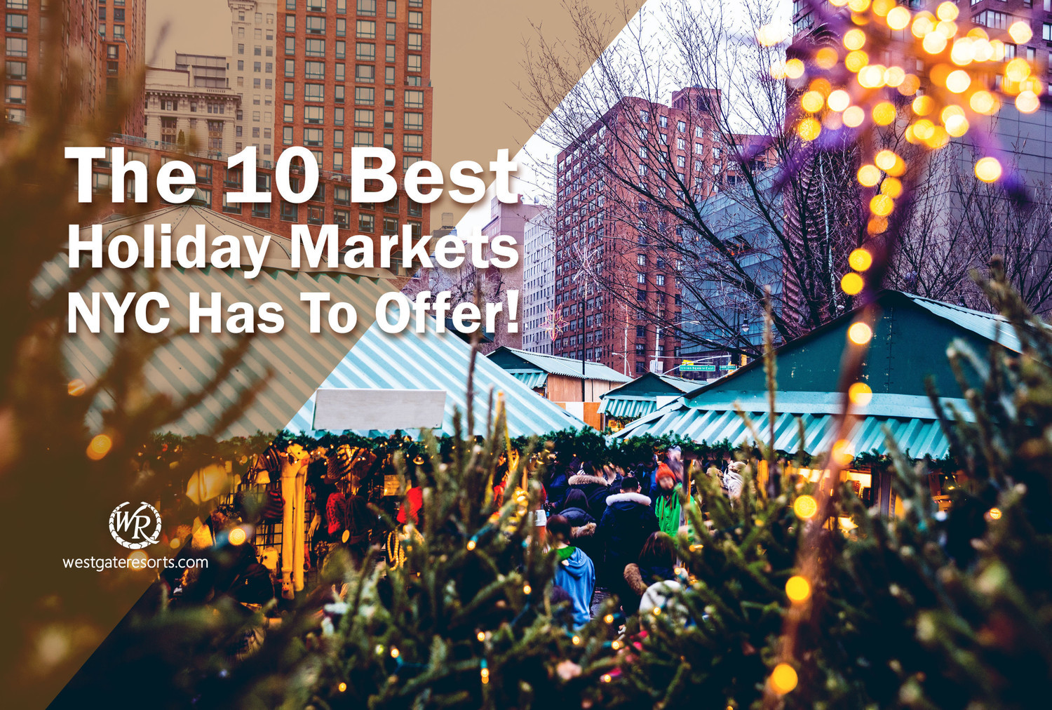 The 10 Best Holiday Markets NYC Has To Offer | New York City Christmas Markets
