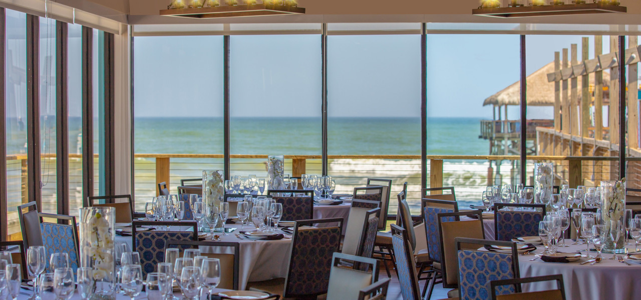 Hotel Room Blocks For Beach Weddings In Florida In Cocoa Beach | Westgate Cocoa Beach Pier Wedding