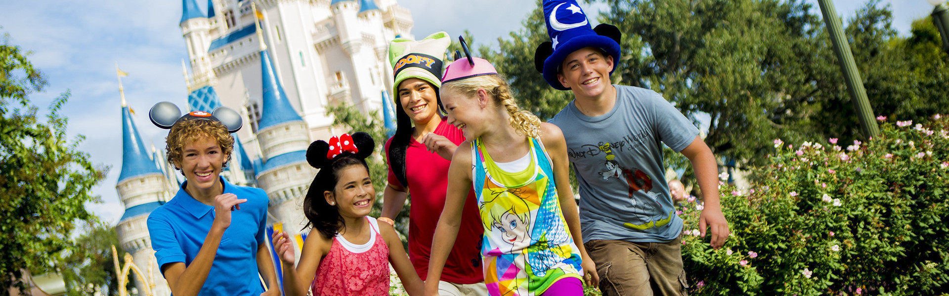 Attraction Tickets at Our Orlando Resort | Kids on Vacation