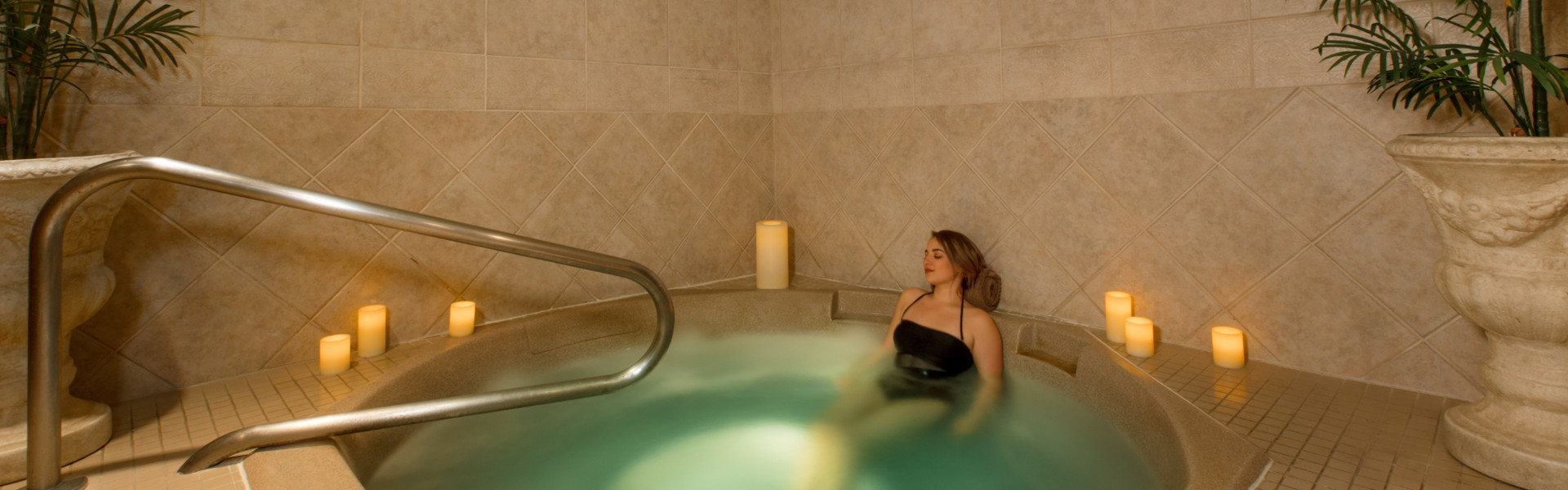 Spa at our Las Vegas Hotel and Casino | World-Class Serenity Spa