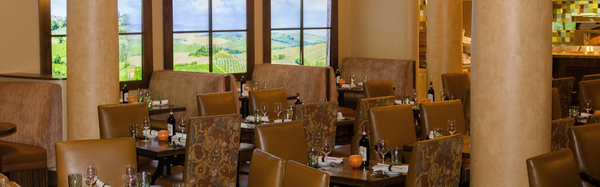 Italian Restaurant at our Las Vegas Hotel and Casino | Fresco Italiano