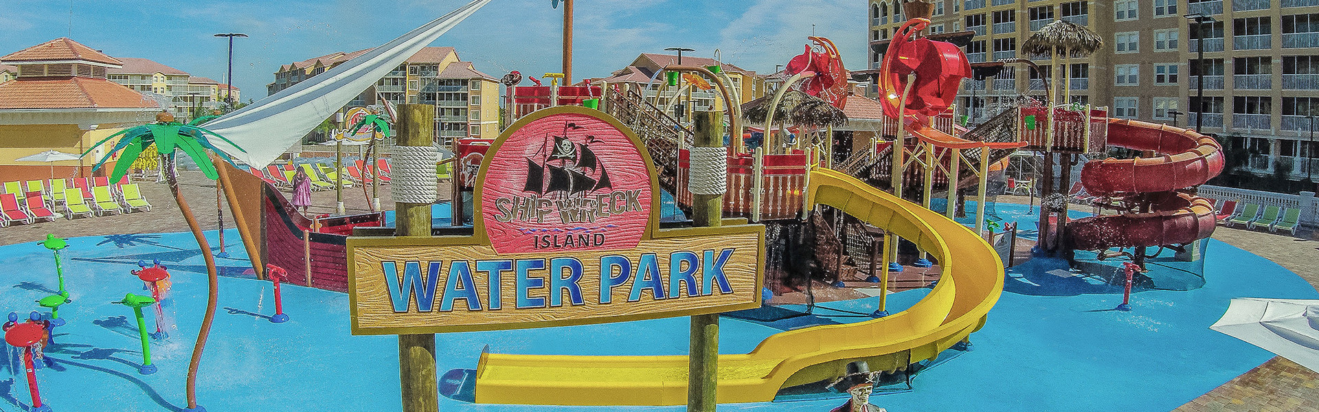 Ship Wreck Island Water Park | Westgate Vacation Villas Resort & Spa in Orlando Florida