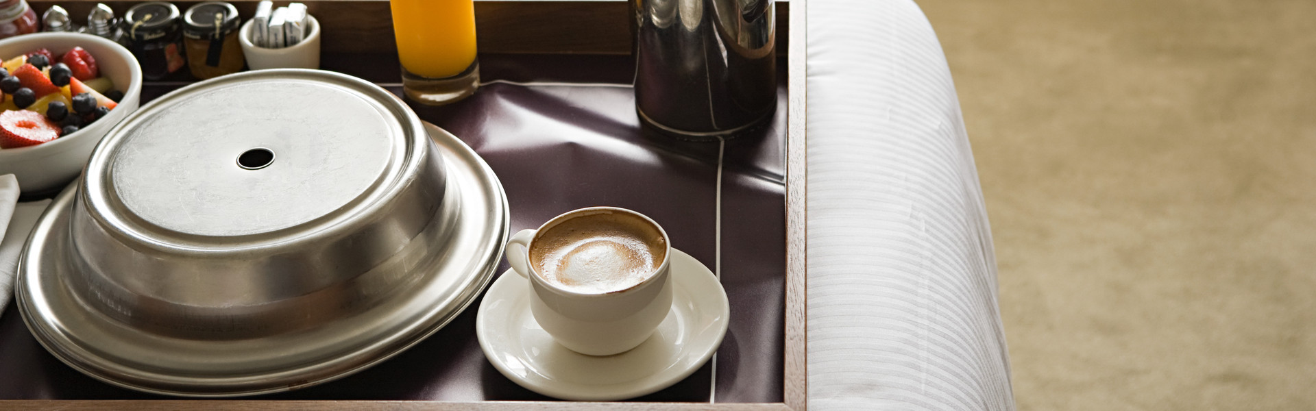 Room Service at our Las Vegas Hotel and Casino | Room Service Breakfast Items