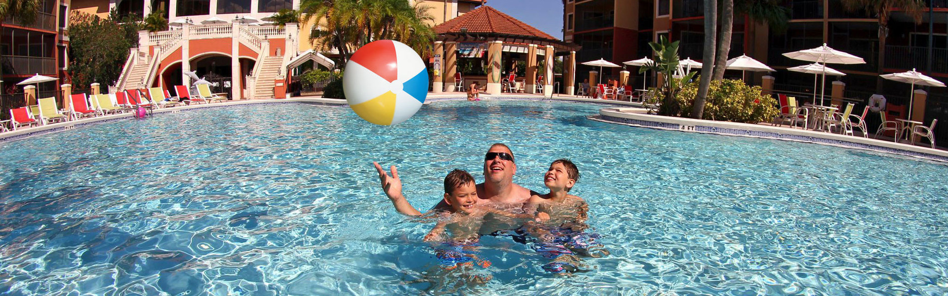 Relaxing at Our Orlando Resort | Reviews and Hotel Ratings | Reviews of Westgate Lakes Resort & Spa