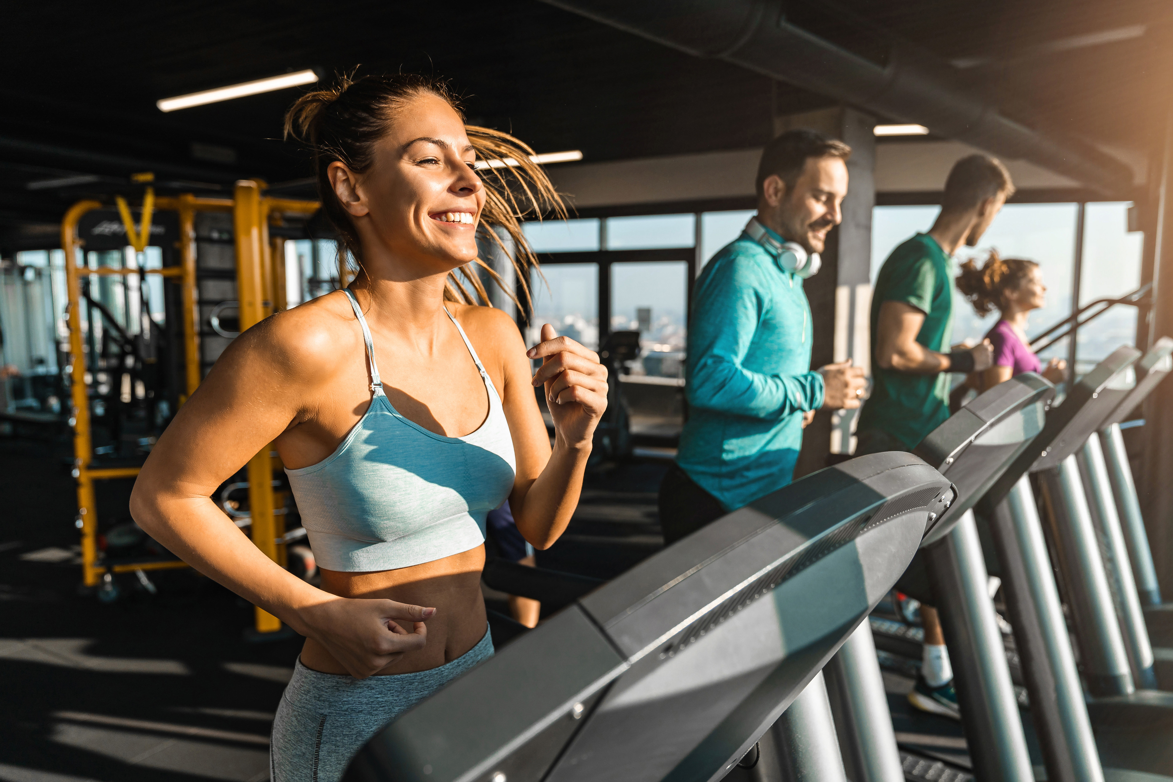 Fitness Center at our Las Vegas Hotel and Casino | Las Vegas Fitness Center