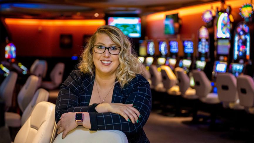 Meet your Westgate Las Vegas Casino Hosts | Jessica Frank