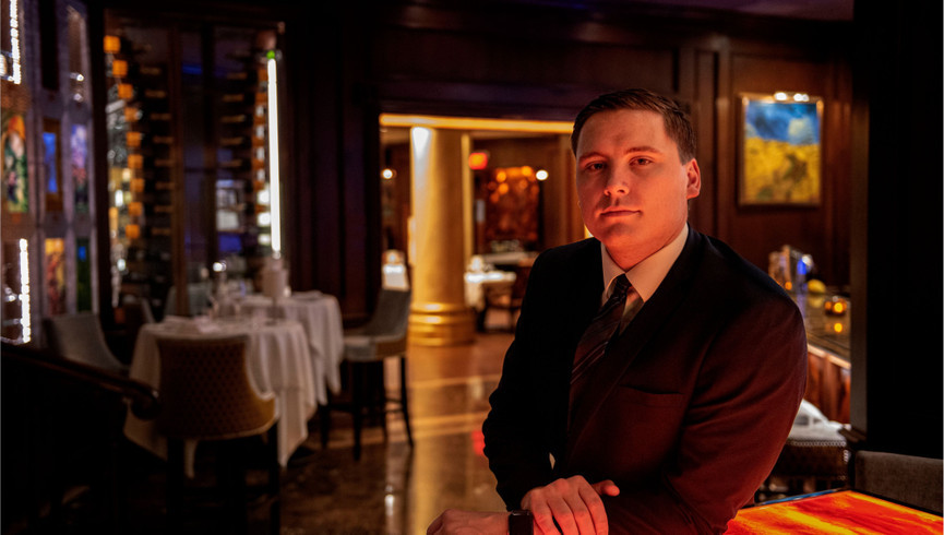 Meet your Westgate Las Vegas Casino Hosts   Zach Jones