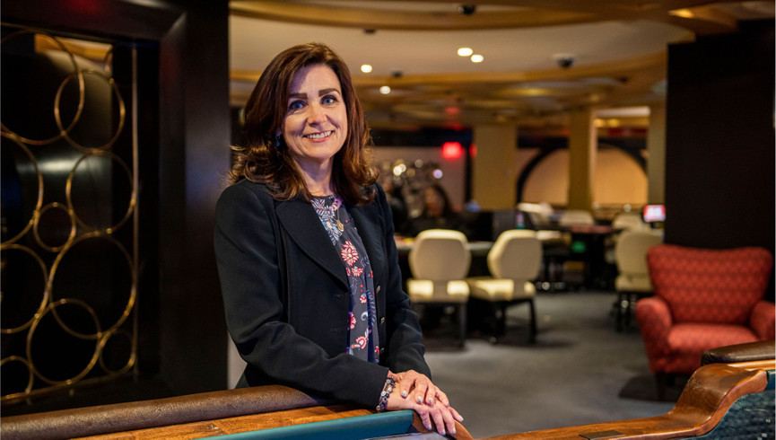 Meet your Westgate Las Vegas Casino Hosts | Mary Schaub