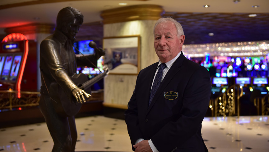 Meet your Westgate Las Vegas Casino Hosts   Dominic Parisi