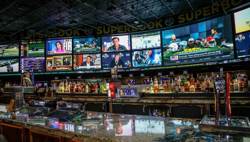Superbook Bar | Westgate Las Vegas Resort