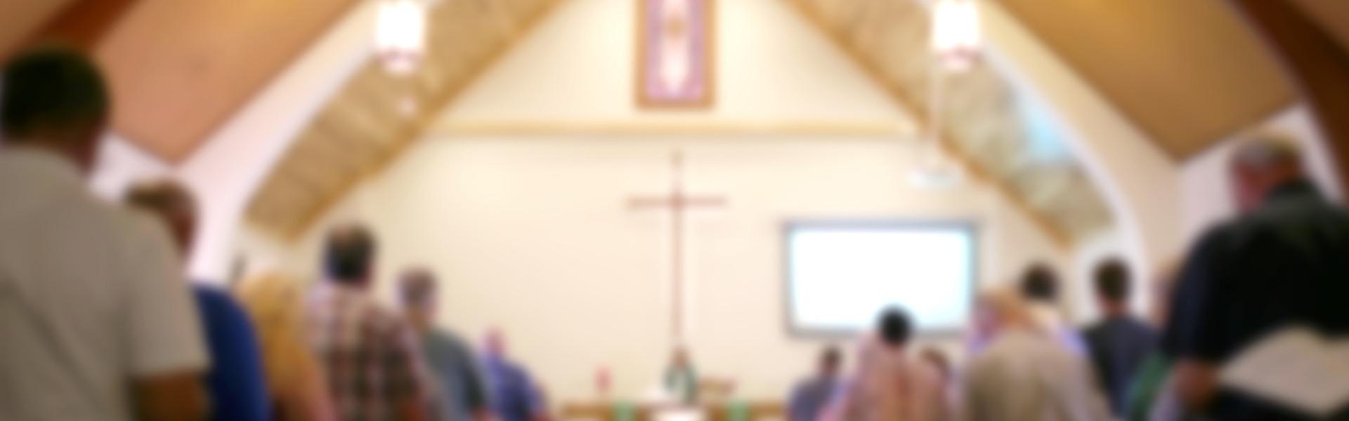 Church Retreats In Orlando - Inside of a Church