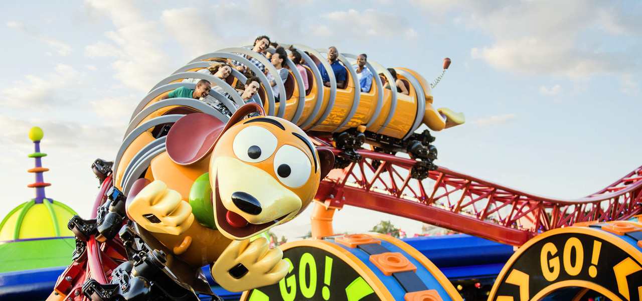 Hotel For Disney Marathon Weekends - Disney's Toy Story Land