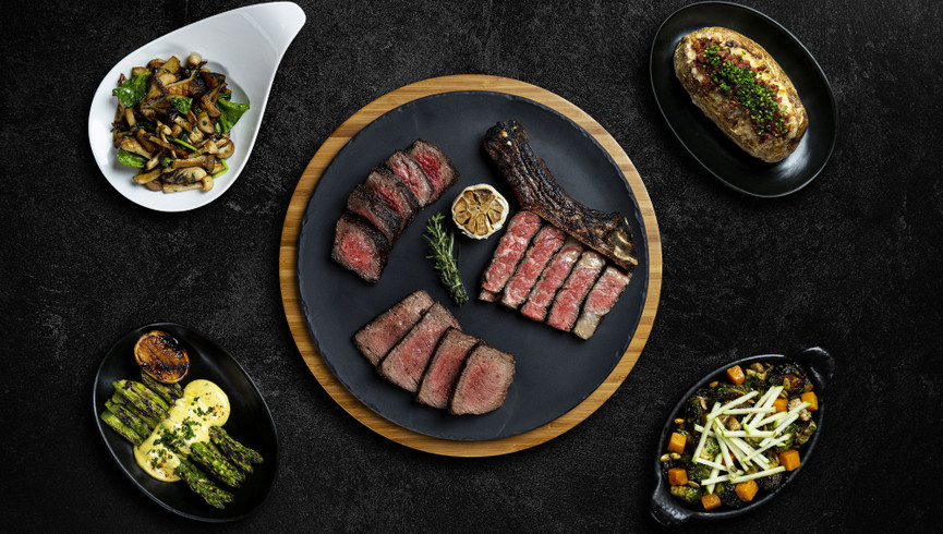 Enjoy a delicious meal and elegant surroundings at Edge Steakhouse in Las Vegas, NV at Westgate Las Vegas Resort & Casino