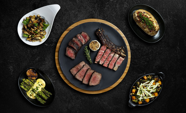 Edge Steakhouse in Park City Utah | Westgate Park City Resort & Spa | Westgate Resorts Dining