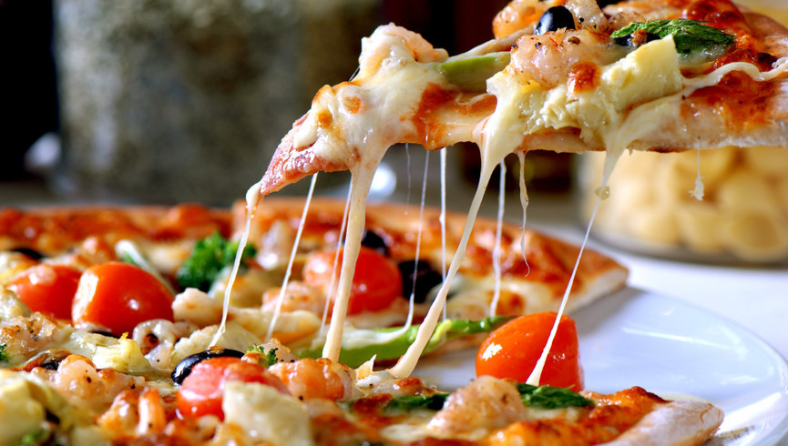 Pizza Restaurant in Myrtle Beach SC | Westgate Myrtle Beach Oceanfront Resort | Westgate Resorts