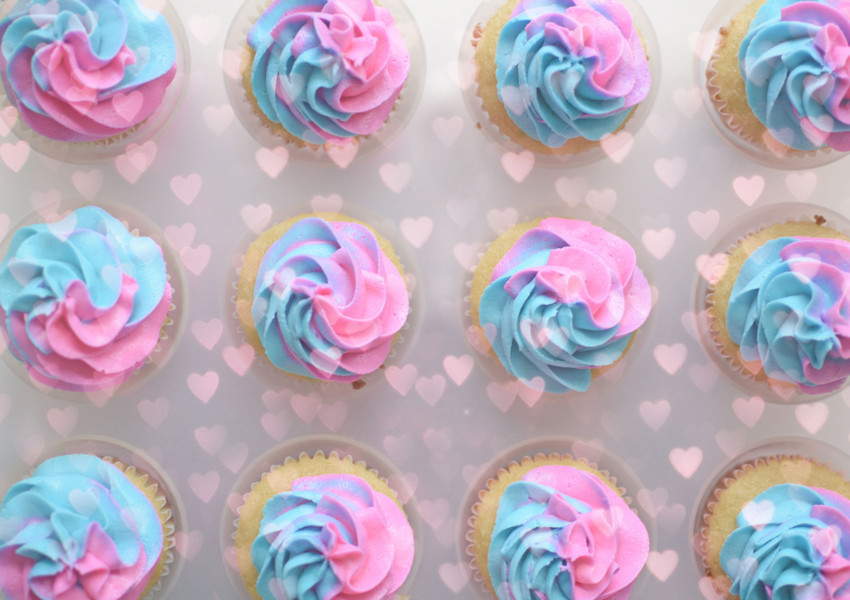 Cupcakes Gender Reveal Baby Shower Party | Westgate New York Grand Central