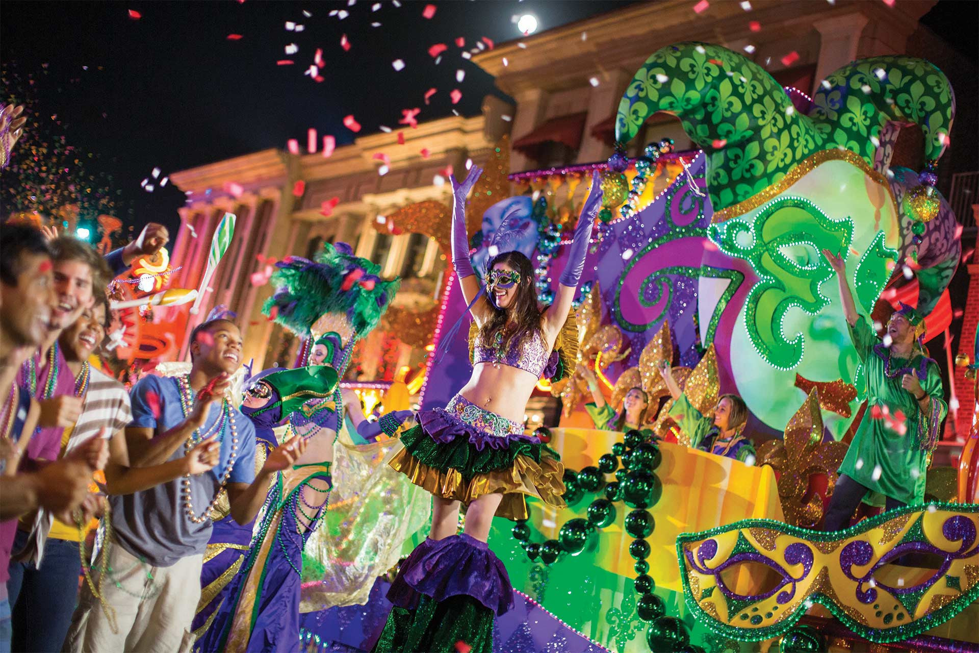 Universal Orlando Mardi Gras Concert Lineup 2020 | Westgate Resorts