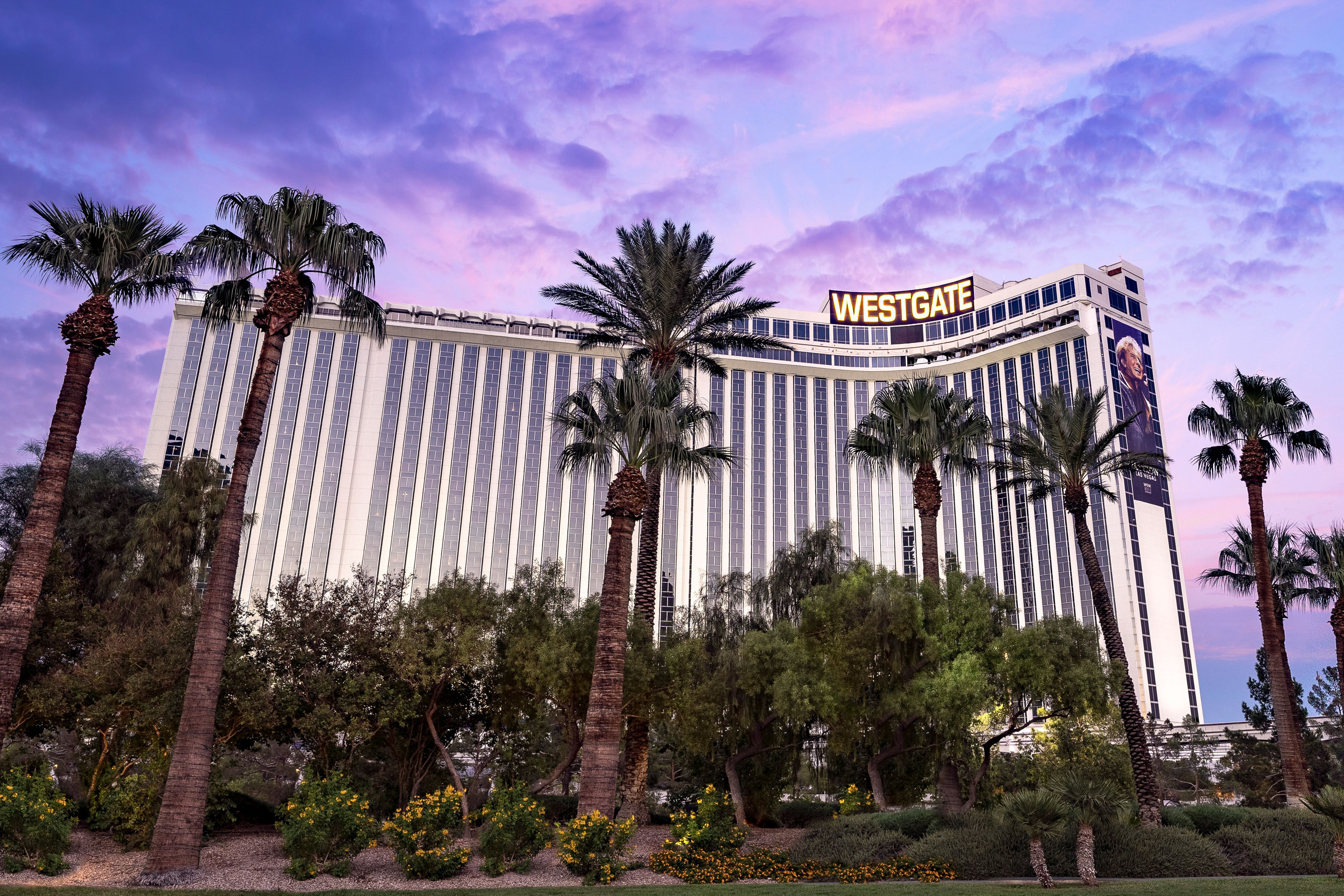 Outdoor View Of Westgate Las Vegas Resort & Casino