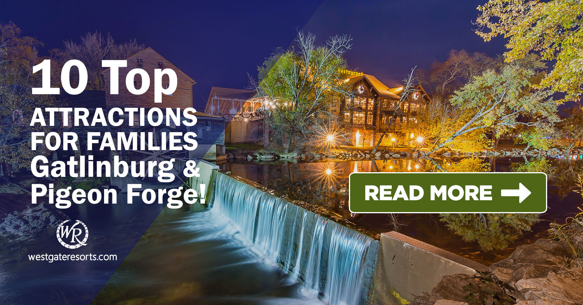 10 top attractions for families in gatlinburg and pigeon forge