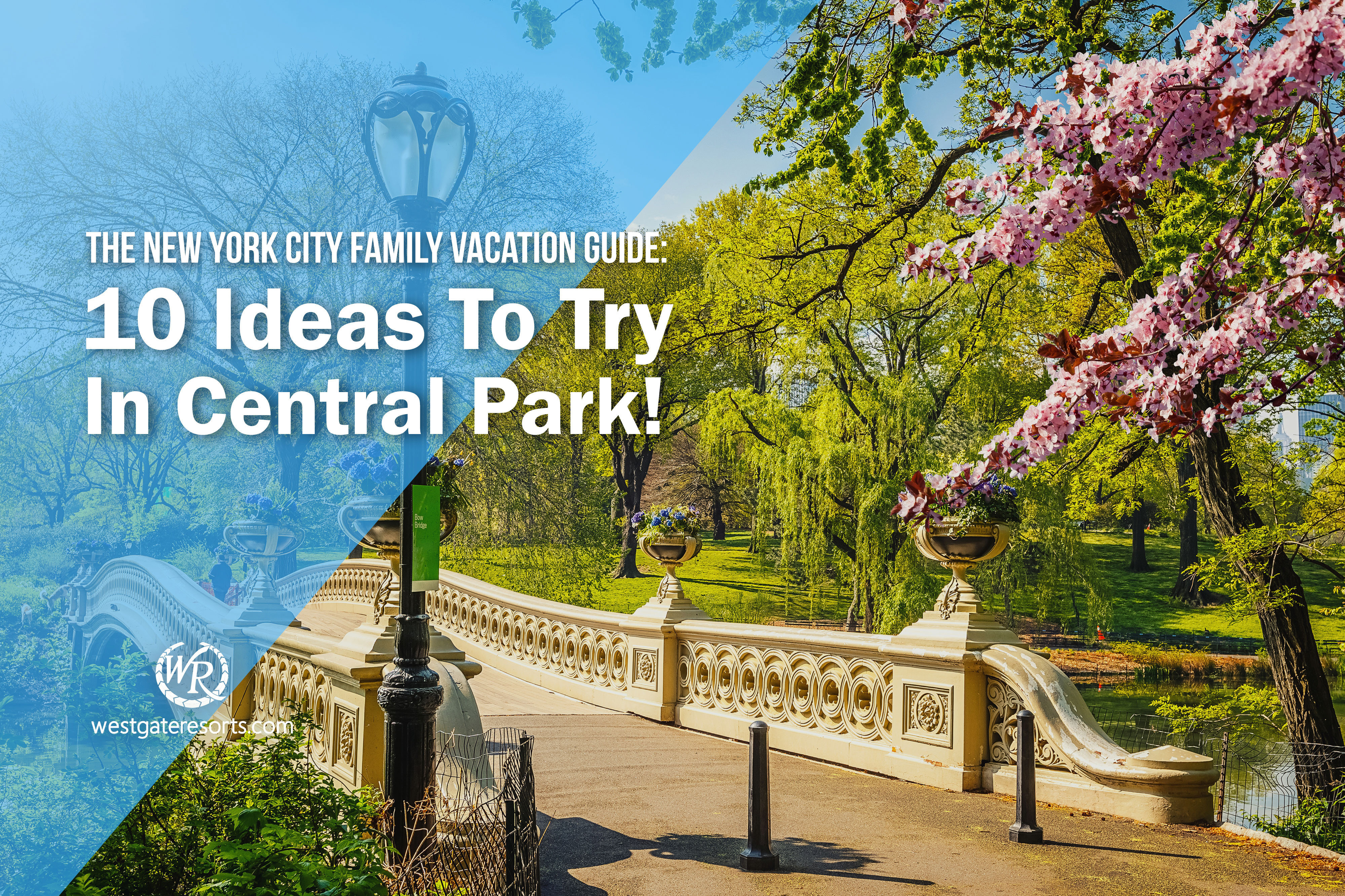 The New York City Family Vacation Guide: 10 Ideas To Try In Central Park!