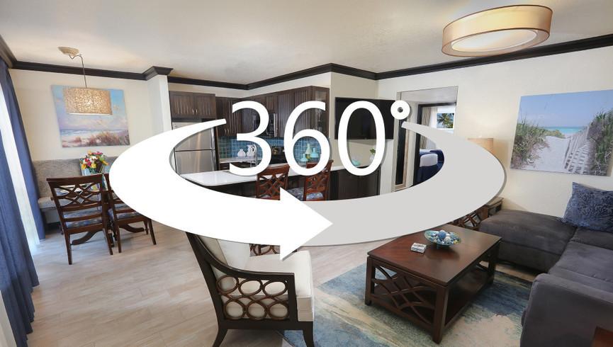 Cocoa Beach Oceanfront Hotel near Cocoa Beach and Westgate Cocoa Beach Pier | 360 Virtual Tour