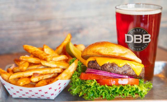 Dessert at Drafts Burger Bar at our Canyons Park City Resort in Utah | Westgate Park City Resort & Spa | Westgate Resorts