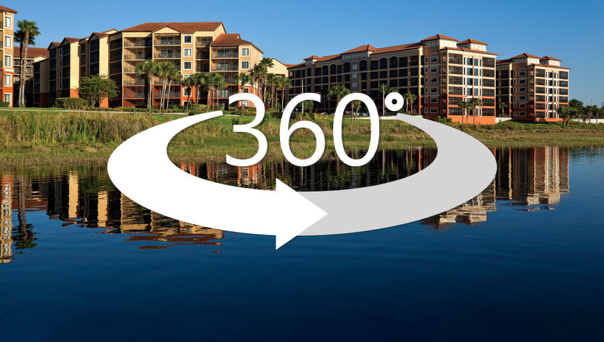 360 Degree Photo of our Orlando Florida Resort Virtual Tour | Pictures of Westgate Lakes Resort & Spa