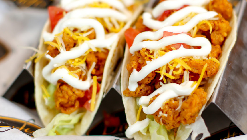 Tacos Photo of our Orlando Florida Resort Dining | Restaurants Near Orlando on Turkey Lake Road | Pictures of Westgate Lakes Resort & Spa
