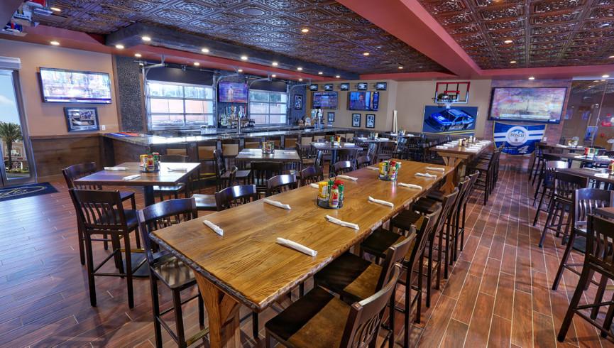 Inside Restaurant Photo of our Orlando Florida Resort Dining | Restaurants Near Orlando on Turkey Lake Road | Pictures of Westgate Lakes Resort & Spa