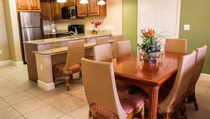 Two Bedroom Villa Featured in our virtual tour of our Orlando Hotels | Virtual Tour of Westgate Lakes Resort & Spa