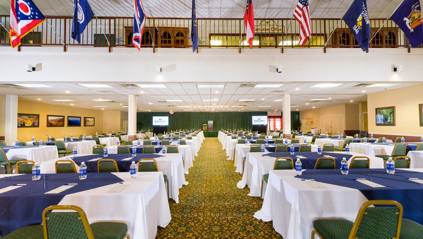 Convention Center at nearby River Terrace - Westgate Smoky Mountain Resort