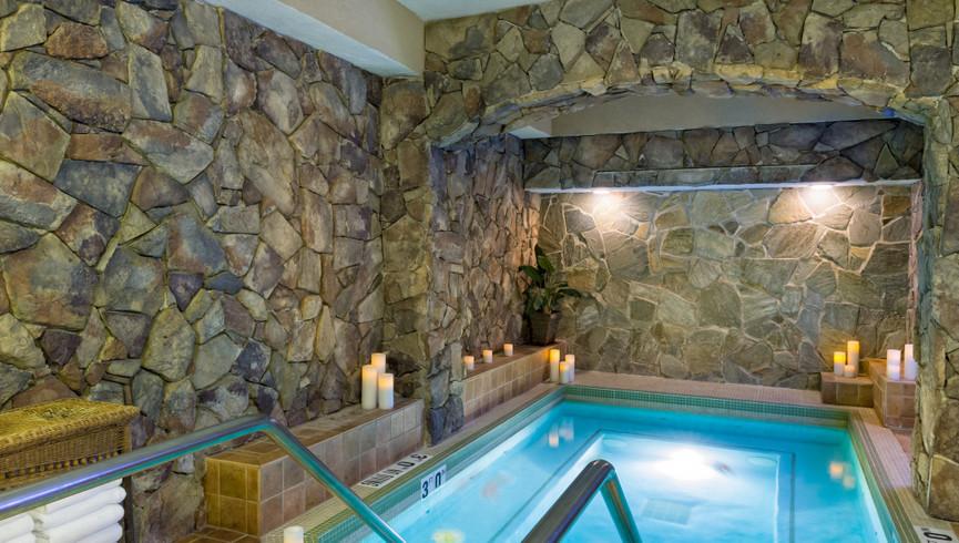 Indoor spa - Westgate Smoky Mountain Resort