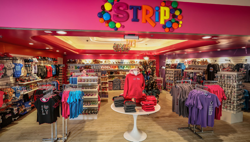 Shopping at our Las Vegas Hotel and Casino | Las Vegas Souvenirs at Strip
