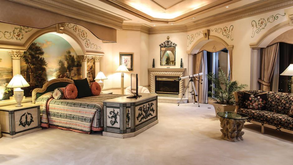 Bedroom in the Tuscany Sky Villa   Westgate Las Vegas