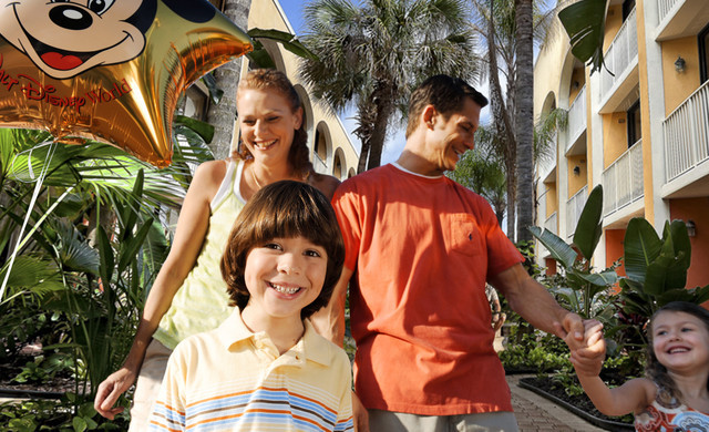 2 Bedroom Suites Near Disney World - Family