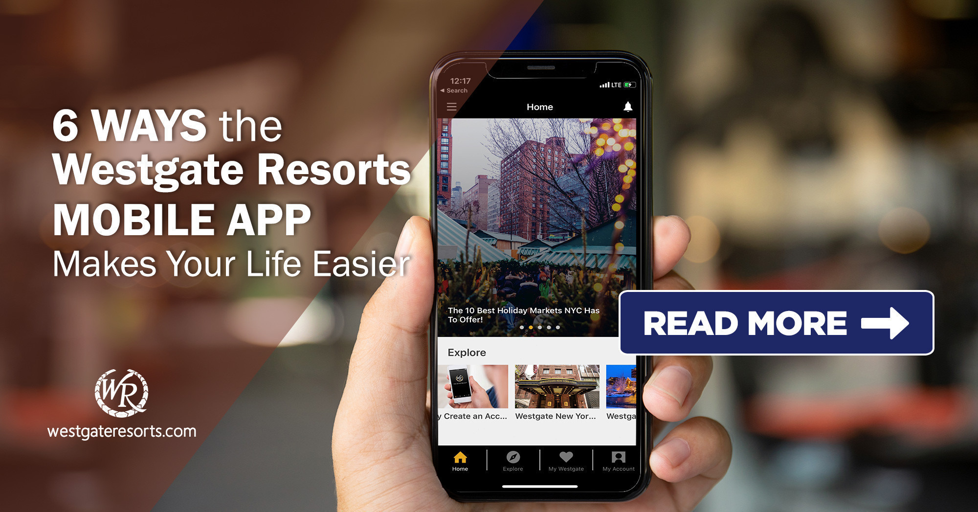 6 Ways the Westgate Resorts Mobile App Makes Your Life Easier