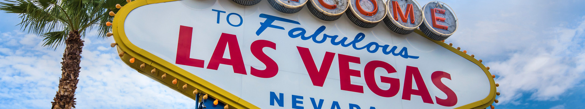 Hotel Deals at our Las Vegas Hotel and Casino | Welcome to Fabulous Las Vegas Sign