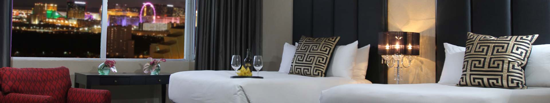 Las Vegas Hotel and Casino Overview | Luxurious Suites with Spectacular Views