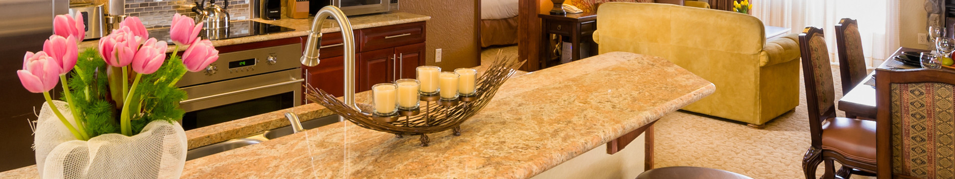 Luxury Suites at our Park City, Utah Hotel and Ski Resort | Full KItchen in Luxury Suite