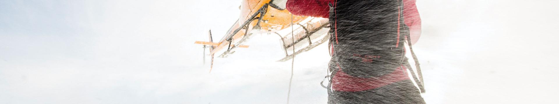 Helicopter Skiiing near our Park City, Utah Hotel and Ski Resort   Heli-Ski Trips