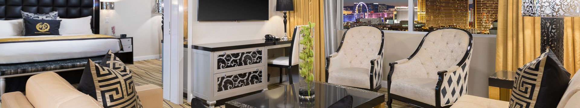 1 Bedroom Suites in Vegas at our Hotel and Casino | Luxury One Bedroom Suite