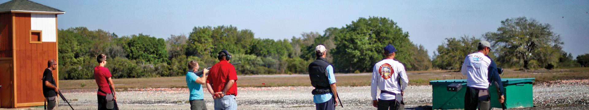 Skeet Shooting near Orlando, FL | Trap & Skeet Range