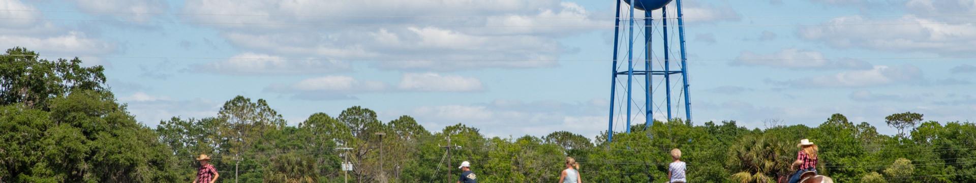 Horseback Riding Orlando Florida | Guided Trail Ride