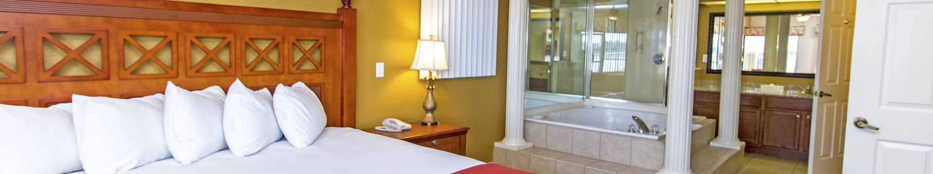 Room Featured in our virtual tour of our Orlando Resorts | Virtual Tour of Westgate Lakes Resort & Spa